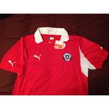 Camiseta De La Selección De Chilechile