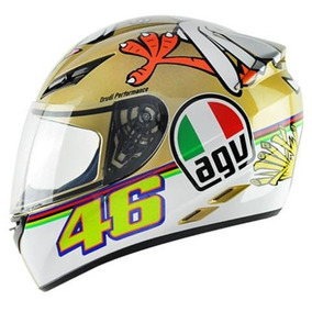 Capacete Agv K-3 The Chicken Valentino Rossi