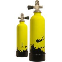 Botellas Para Agua En Forma De Tanque De Buceo