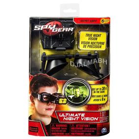 Binóculos Óculos Visão Noturna Spy Gear Spy Infravermelho