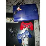Playstation3 Super Slim 500gb 2controles Originales 11juegos