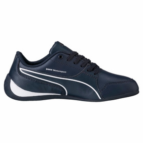 Tenis Puma Bmw Ms Drift Blue Cat 7 No. 36418501
