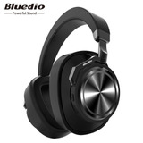 Audífono Bluedio T6 Bluetooth Cancelacion De Ruido Microfono