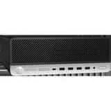 Hp 600 G3 Sff, Core I5-6500, W10pro64, 4gb Ram, 1tb Hdd, Dv