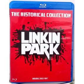 Bluray Duplo Linkin Park Historical Collection Frete Gratis