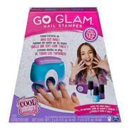 Go Glam - Nail Stamper - Kit De Decorar Pintar Unhas - Sunny