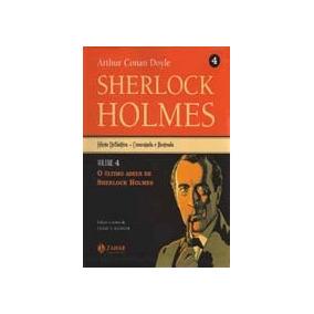 Sherlock Holmes - Vol.04 - Edicao Grande