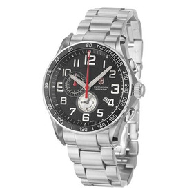 Victorinox Swiss Army Mens 241280 Classic Xls Alarm Chronogr