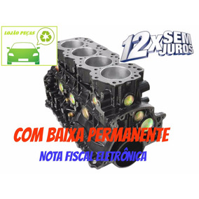 Bloco Do Motor Kadett 93/93 1.8 8v Gasolina V128