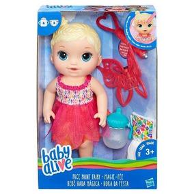 Hada Mágica Rubia Baby Alive