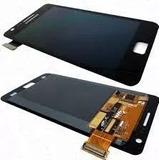 Tela Display Lcd Touch Samsung Preto Galaxy S2 I9100 Origina