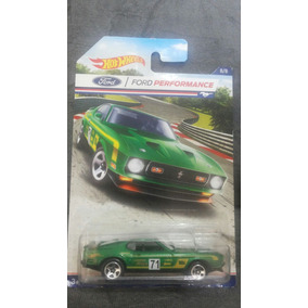 Hot Wheels Ford Performance 8/8 1971 Mustang Mach 1