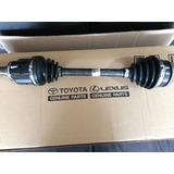 Tripoide Izquierdo Toyota Corolla 03/08 1.8 Sincronico Abs