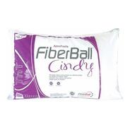 Combo 2 Almohadas Fiberball Cindy 40x60cms Vellon