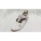 Zapato De Vestir Girasol-talla Del 27 Al 36 A 55 Soles
