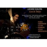 Clases De Bateria En Zona Norte - Luciano Scalera (botafogo)