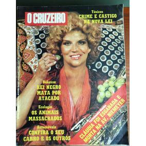 Revista O Cruzeiro - Tonia Carrero, Onássis, Rita Hayworth