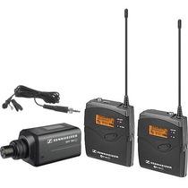 Microfono Sennheiser Ew 100-eng G3 - Lavalier/handheld