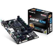 Placa Madre Gigabyte Am1 Am1m-s2h M-atx Box Hdmi