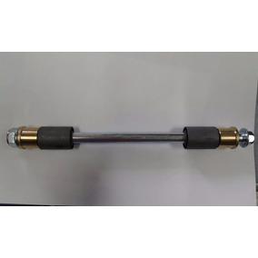 Eixo Quadro Elástico Cg 125 77 A 82 Balança Com Buchas 6 Pc