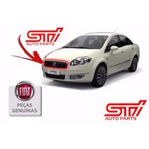 Grade Radiador Superior Fiat Linea Completa 2009 2010 2011