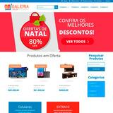 Loja Virtual Personalizada Com Integração Mercado Livre