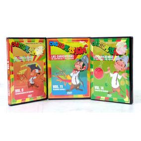 Cantinflashow Las Caricaturas De Cantinflas Y Sus Amigos Dvd