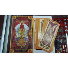 Sakura Card Captor , Cartas Clow Set