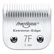 Cuchilla Shernbao 7f Extreme-edge Compatible Andis Oster Wha