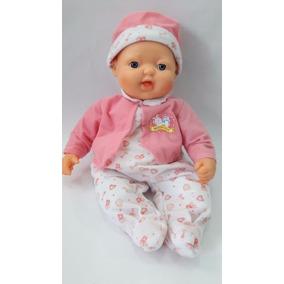 Boneca Bebê Fofucho C/ Expressão Real Chora,mexe