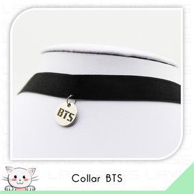 Collar Bts Grupo Kpop + Envio Gratis