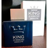 King Of Seduction Absolute X 100 Ml Tester 100% Original