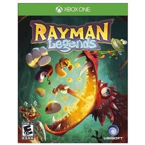 Jogo Rayman Legends - Xbox One - Mídia Física (em Português)