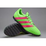 Zapato De Fútbol Pasto Sintético adidas Ace 16.4 Tf