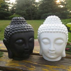 Buda Cerámica Quemador De Aceite Esencial