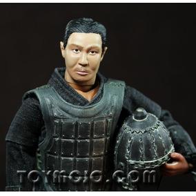 Miniatura Did Dragon 1/6 Dinastia Qin Samurai Chinês -hero
