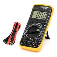 Tester Multimetro Digital Profesional Capacimetro 9205a
