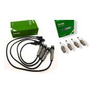 Kit Cables+bujias Volkswagen Fox 08/ 1.6