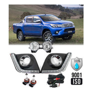 Faros Niebla Led Toyota Hilux Revo 2015 2016 2017 2018 Drl