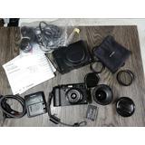 Cámara Fujifilm X100s Lente Tcl-100 Accesorios, Impecable!