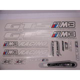 Adesivos Gts M3 Para Bicicleta Bike Branco-frete Gratis