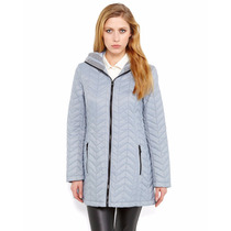 Campera Trench Tapado Guess Ultraliviano Packable