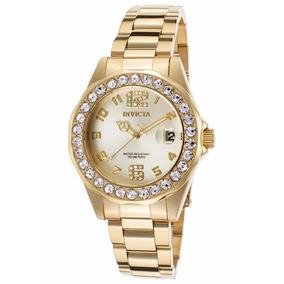 Relógio Invicta Pro Drive Scuba - 21397 Dourado Feminino