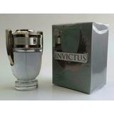 Perfume Locion Invictus Paco Rabanne 100 Ml Hombre Original
