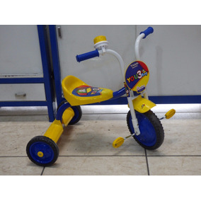 Triciclo You Boy Ou Girl 12 3 Rodas Infantil