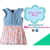 Vestido Calvin Klein Tallas 2t A La 7