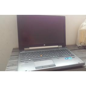 Notebook Hp 8570w I7 16gb Ram 160ssd + 500gb Hd + 2gb Video