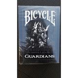 Cartas Bicycle Guardians Sin Abrir Y De Calidad