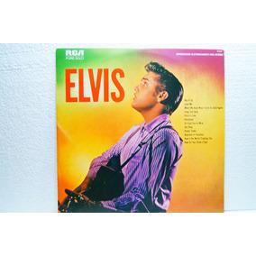Lp - Elvis Presley - Segundo Disco 1956