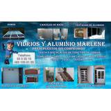 Ventanas,puertas,canceles De Baño,portones Electricos,domos
